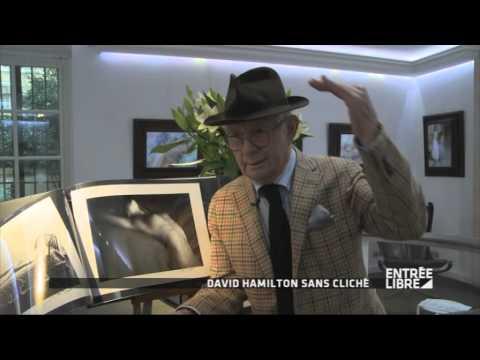 David Hamilton : Expo à La Galerie ArtCube - Entrée Libre