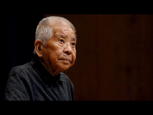 Цутому Ямагути - человек, переживший два атомных взрыва.