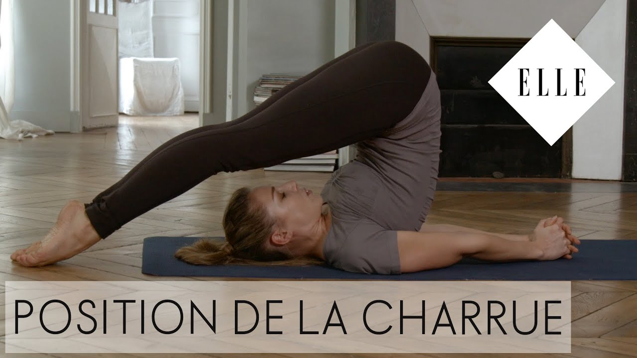 posture yoga charrue