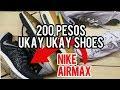 200 PESOS UKAY UKAY SHOES! (Where to buy ?)