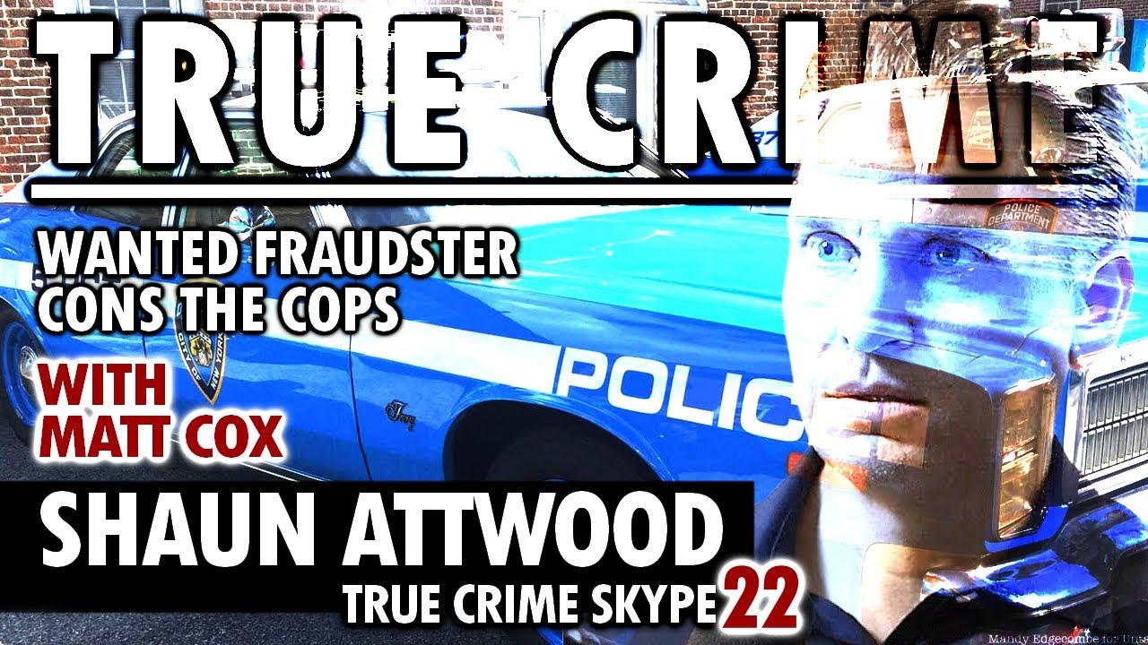 Conning The Cops: Matt Cox
