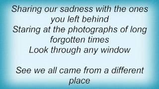Tim Finn - Salt To The Sea Lyrics