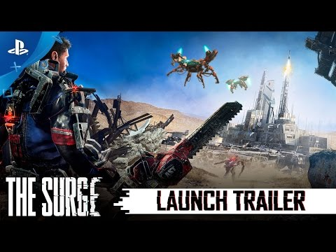 The Surge - Launch Trailer | PS4