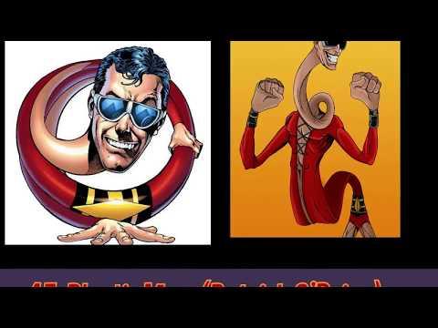 Top 50 Superheroes in Comics