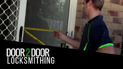Door 2 Door // LOCKSMITH & SECURITY // SUNSHINE COAST