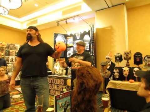 Andrew & Miguel's Halloween Raffle