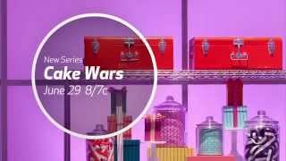 Cake Wars Promo