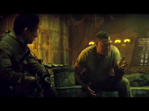 Predators Exclusive Clip -