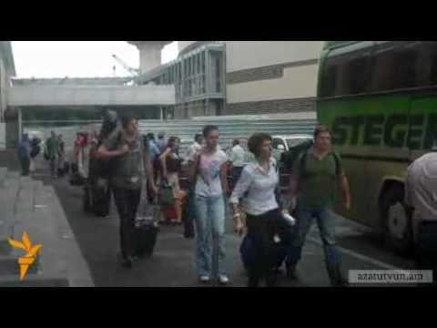 Прямой рейс Баку-Ереван, Բաքու--Երեւան ուղիղ չվերթ