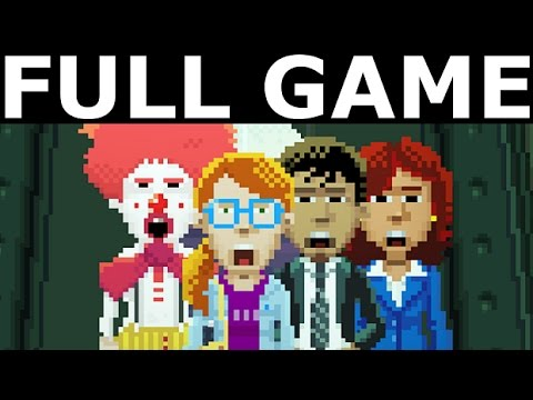 Thimbleweed Park - Full Game Walkthrough Gameplay & Ending (No Commentary Longplay) (Adventure Game)