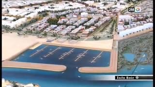 2 ème phase d'aménagement du Bouregreg
