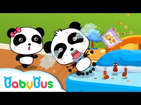 Bed Bugs and Beyond | Animation For Babies | BabyBus