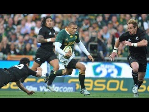30 Great Springbok Tries Against The All Blacks