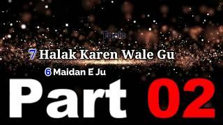 7 Halak Karen Wale Gunah 6 Maidan E Jung Se Peet Pherna Part 02 by Shaykh AbdurRaheem Jamai