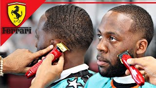I CANT BELIEVE FERRARI SENT ME THESE $5,000 DOLLAR TRIMMERS (LOOK HOW THEY PERFORM)