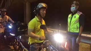Police mount roadblocks in George Town