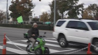 New laws for mopeds and drivers