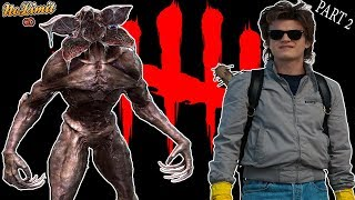 Dead by Daylight Live Stream - NEW STRANGER THINGS OFFICIAL UPDATE part 2