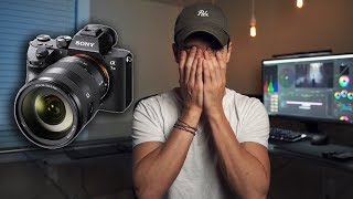 The Sony a7 III - Is this a joke?