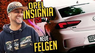 JP Performance - Neue Felgen 2.0 | Opel Insignia GSI