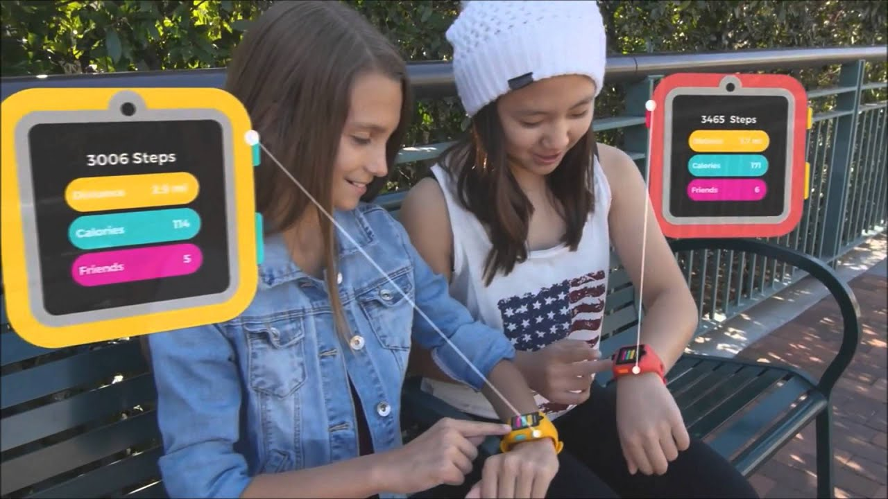 dokiWatch: The World's Most Advanced Smartwatch For Kids