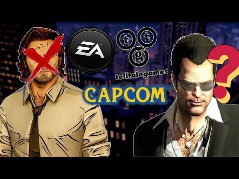 Telltale Games and Capcom Vancouver shuts down. A Sad But Not Surprising Reality