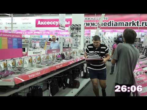 Акция Унести за 50 секунд видео забега в Ростове-на-Дону