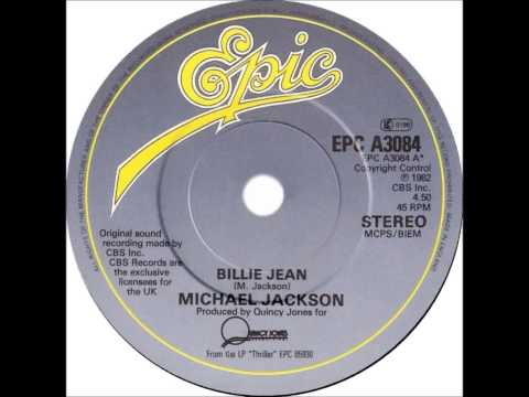 Michael Jackson - Billie Jean (Dj