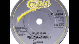 "Michael Jackson - Billie Jean (Dj ""S"" Bootleg Extended Dance Re-Mix)"