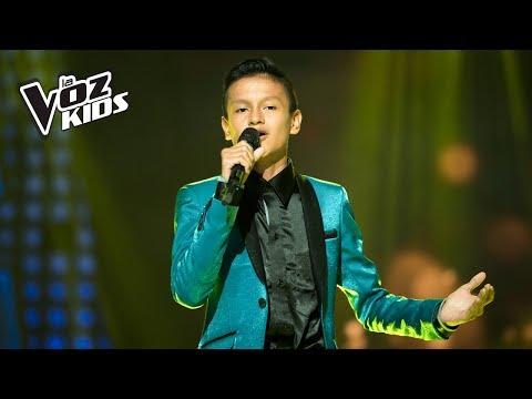 Rubén 'El Chamaquito de Oro' canta Lo Pasado, Pasado - Audiciones a ciegas