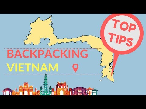 BACKPACKING VIETNAM TOP TIPS