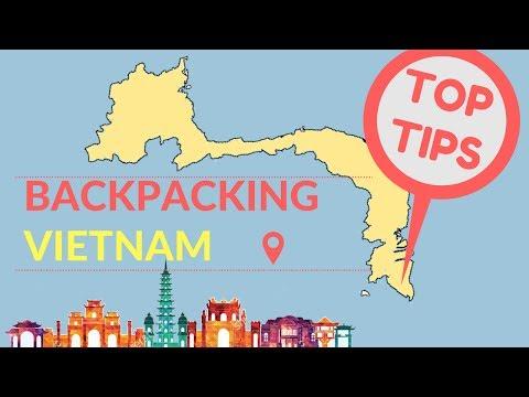 BACKPACKING VIETNAM TOP TIPS