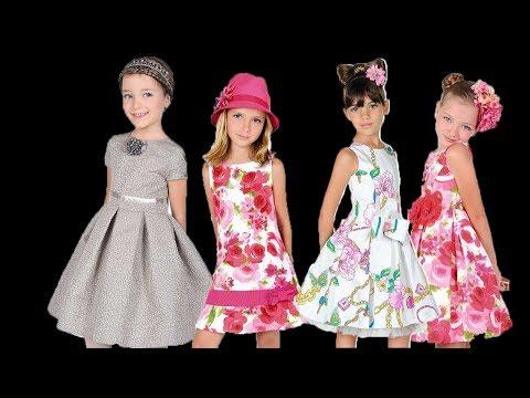 5cb6e163dc634 اجمل ملابس اطفال بناتي صيف 2017 موديلات فساتين اطفال للصيف فساتين ...