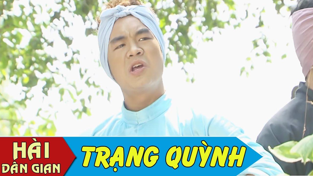Trạng Quỳnh Đại Phong | Phim Hài Dân Gian