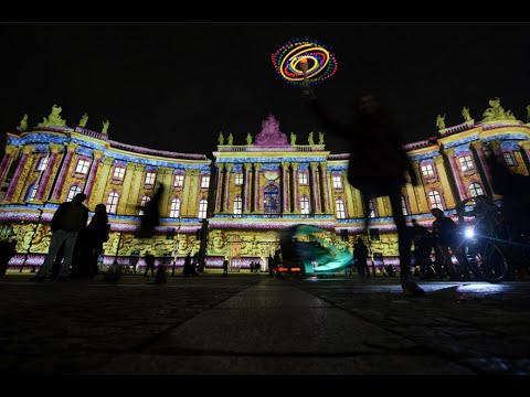 Festival of Lights 2015 in Berlin