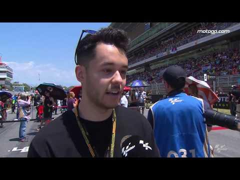 TheGrefg talks about MotoGP™ & eSports