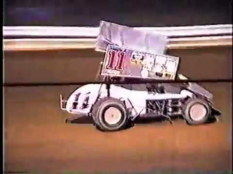 Hagerstown Speedway 1990, World of Outlaws 20 lap prelim