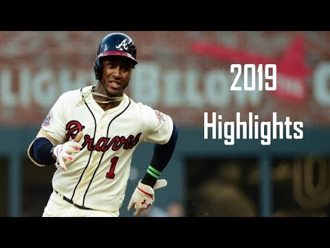 Ozzie Albies - FULL 2019 Highlights