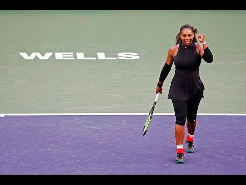 BNP Paribas Open 2018: Venus Williams Vs. Serena Williams | Monday Night