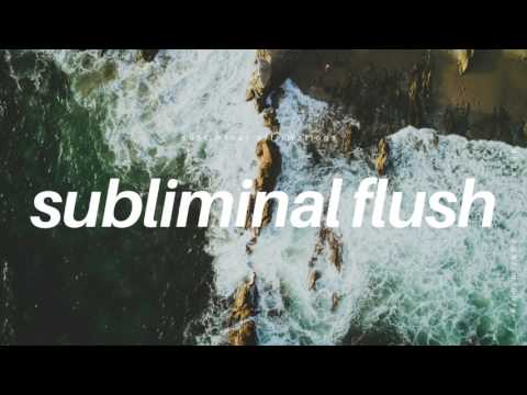🎧POWERFUL SUBLIMINAL FLUSH - Clear Out Subconscious Negativity
