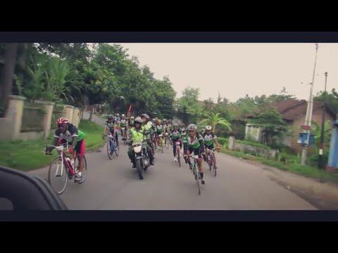 Sport Energy - Road Bike HUT 69 Kodam V/Brawijaya Rute Nganjuk - Mojokerto