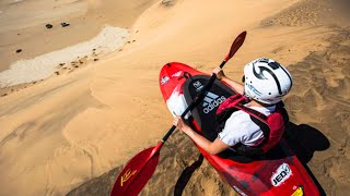 Kayaking the Sand Dunes of Namibia