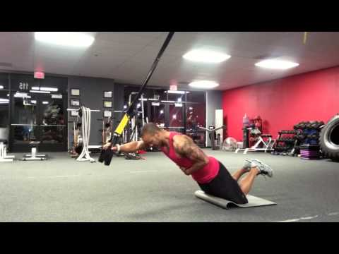 get a six pack with Trx- ab Workouts