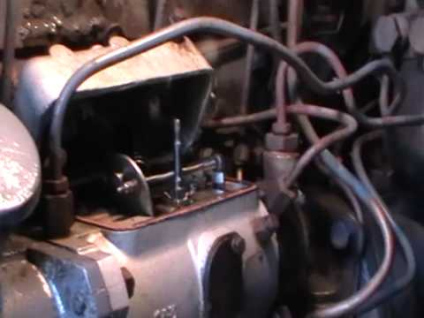 Ferguson FE35 Fixing the starting problem - YouTube