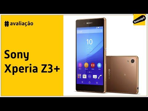 Sony Xperia Z3 Plus - Avaliação