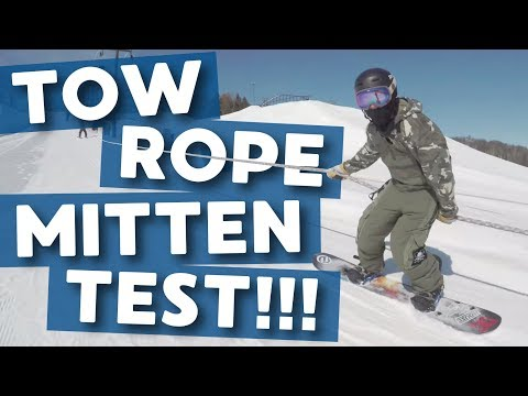 Tow Rope Mitten Test - TheHouse.com