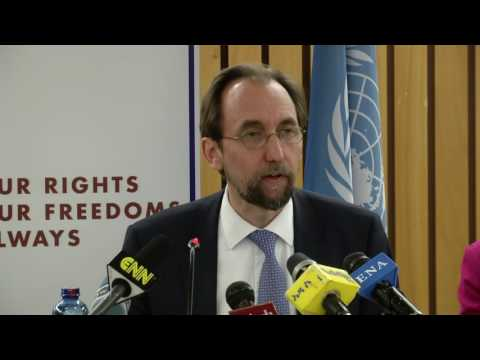 Ethiopia urged to give attention to all human rights