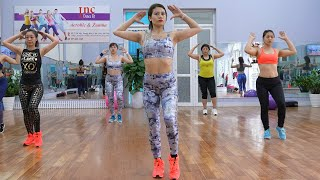 High Intensity Workout | Fat Burning | Lose Weight Fast - Don't Give Up | Zumba Class