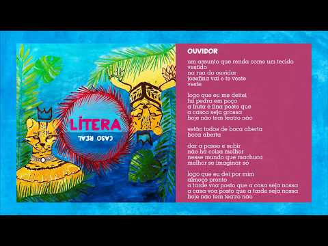 Lítera - Ouvidor (Aúdio) #Faixa12