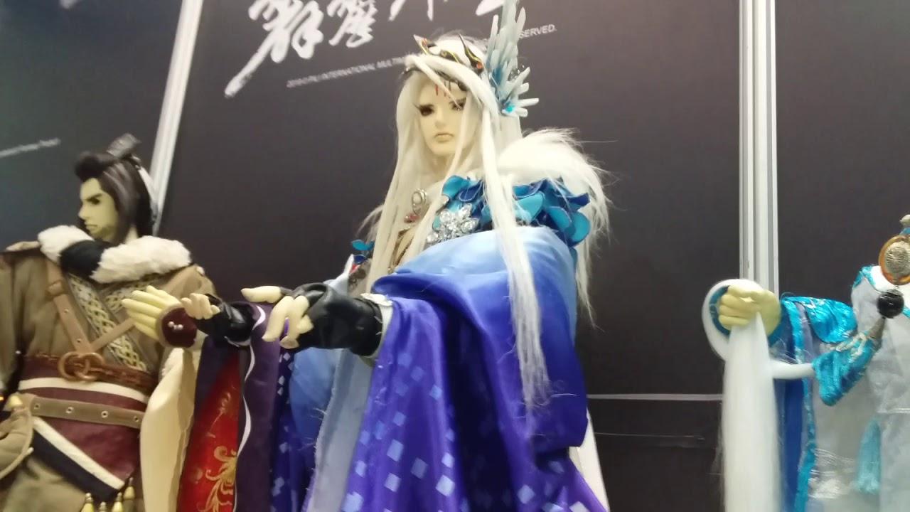 20191025上映新電影《西幽玹歌》電影角色+東離劍遊記角色 - YouTube